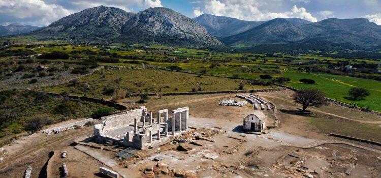 Προτάσεις για την οικοδόμηση της Πολιτιστικής Διαδρομής στη Νάξο